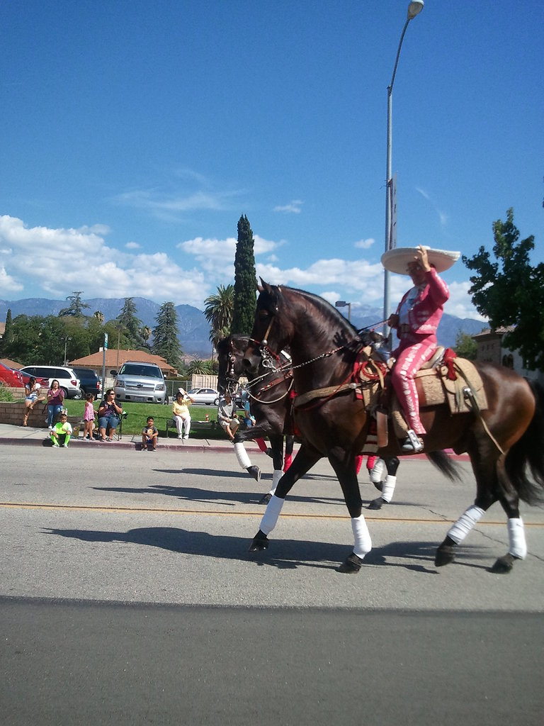 Banning Stagecoach Parade 2012